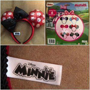 Disney Minnie Mouse Fab-BOW-lous Sequin Headbands